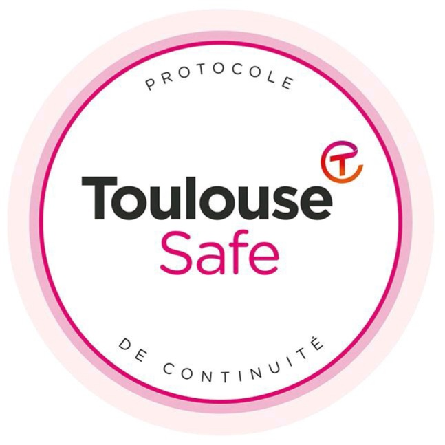 toulouse safe covid